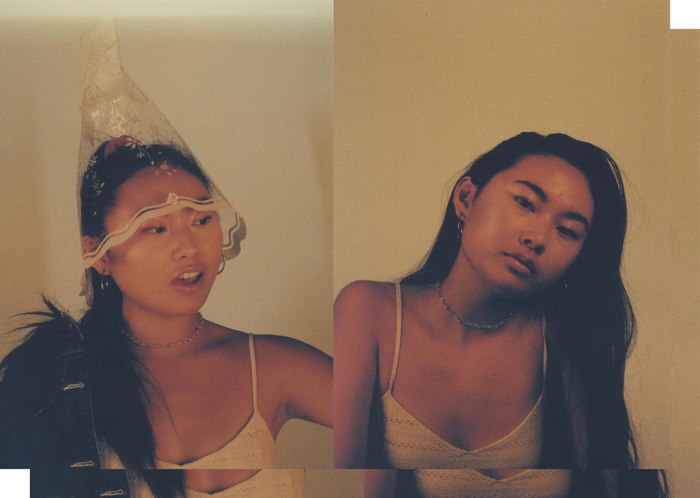 Portraits of Katherine Sun