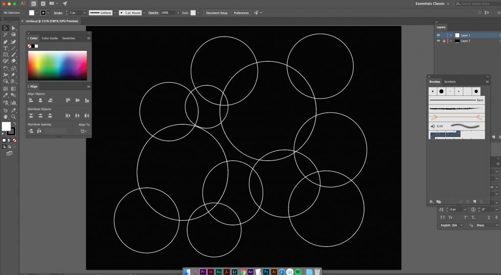 Editing in Illustrator