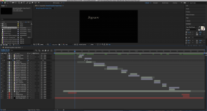Exquisite Corpse After Effects Screenshot
