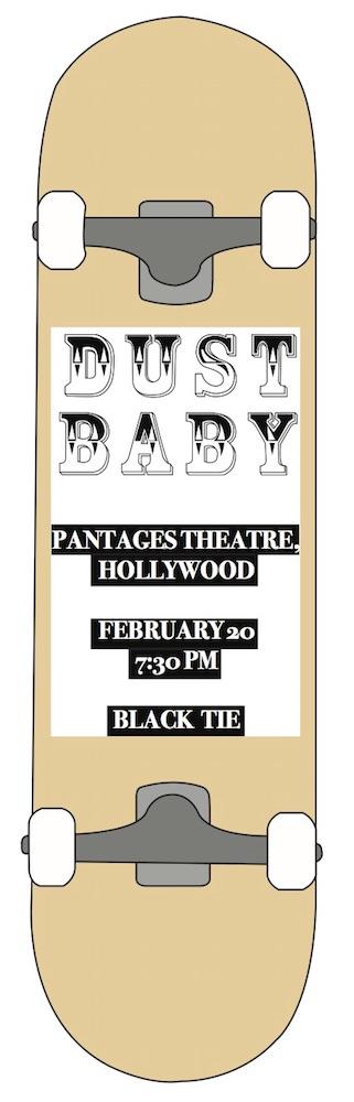 Dust Baby Ticket
