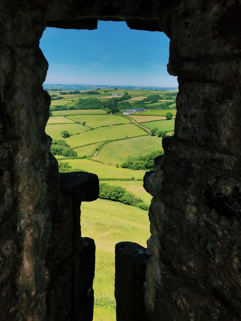 My culture includes American and Welsh. When visiting Wales, I enjoy visiting the crumbling castles.
