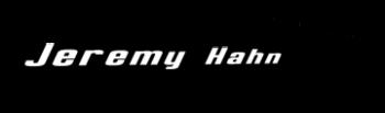 Jeremy Hahn